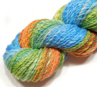Handspun yarn – Summer - DSCN3491-1-c