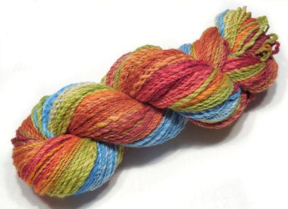Handspun yarn – Autumn2 - DSCN3505-1-c