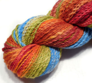 Handspun yarn – Autumn - DSCN3506-1-c