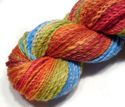 Handspun yarn – Autumn - DSCN3506-1-c