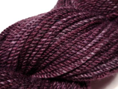 Handspun yarn - Old Plums3 - DSCN3629-1-c