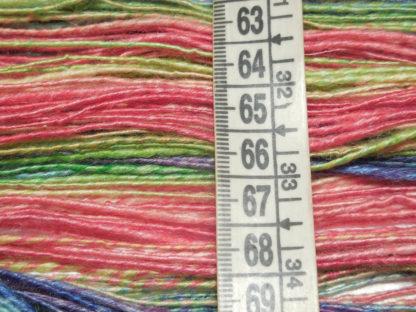 Handspun yarn - Faded rainbow5 - DSCN3808-1-c