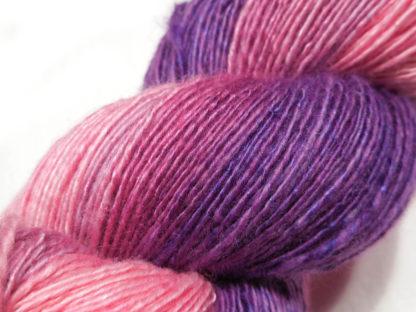 Handspun yarn - Tenderness3- DSCN3996-1-c
