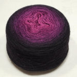 Topaz 600 – Cranberry to Black