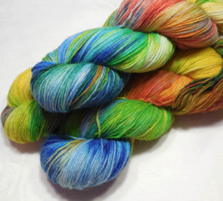 Sock 425 – Mad creation