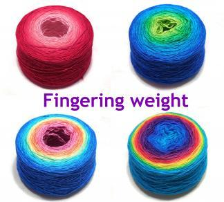 Fingering weight