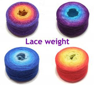 Lace weight
