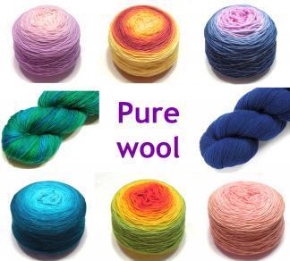 Pure wool