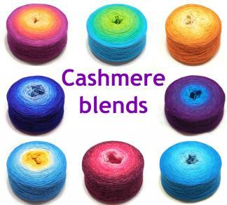 Cashmere blends