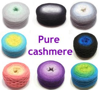 Pure cashmere