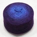 Zircon – Sapphire blue to Purple Violet