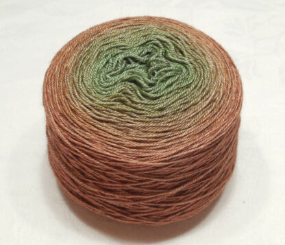 Agate 366 – Olive and Muted Copper (YG2-YO2)