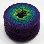 Svarog – Muted Chartreuse to Violet